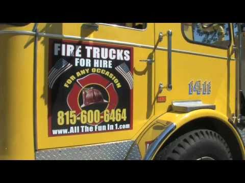 Entertainment Rental,Fire Truck Rental,Chicago Event,Party Rentals