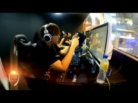 TG.Gizmo vs Musang King @ Malaysia Cyber Games 2015