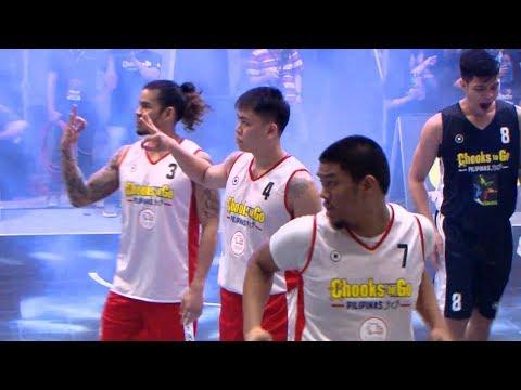 Semifinal: Valenzuela Classic vs. 1Bataan Risers   First Tour   Chooks-to-Go Pilipinas 3x3