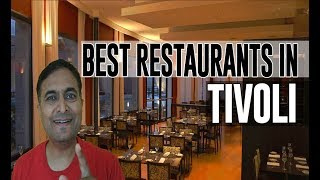 Best Restaurants and Places to Eat in Tivoli, Italy