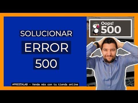 SOLUCIÓN Para ERROR 500 Con PHP 7.2 En PRESTASHOP 1.6