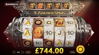 GOLDEN CRYPTEX (RED TIGER) ONLINE SLOT