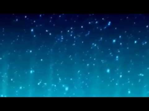 Video Background 92  Snow Falling Effect Blue thumbnail