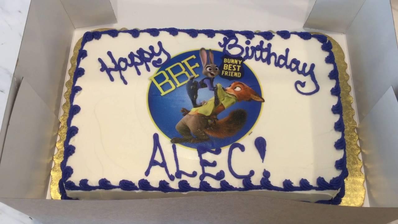 My 17th Birthday Cake