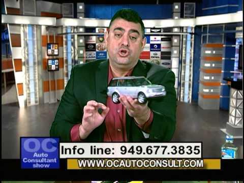 OC Auto Consultants - SUV vs. Sedan Analysis