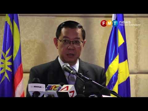 Guan Eng reminds Arul: You're still 1MDB staff
