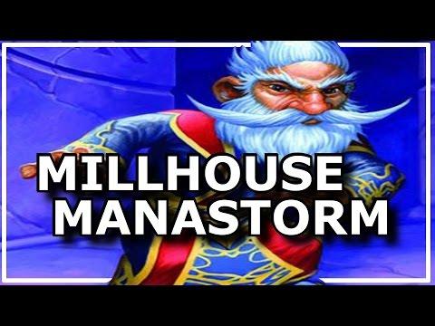 Hearthstone - Best of Millhouse Manastorm