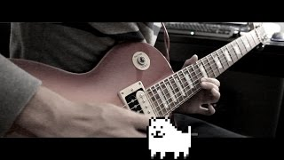 Undertale - Hopes and Dreams - Guitar Cover