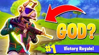 HOW TO BE A FORTNITE GOD! || Welcome To The Channel!