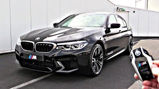 BMW M5 2018 | SOUND NEW FULL Review Interior Exterior DETAILS