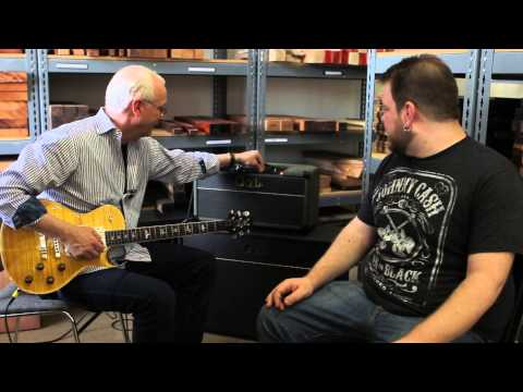 PRS Original Sewell Demo Video with Paul Reed Smith and Ryan Fowler