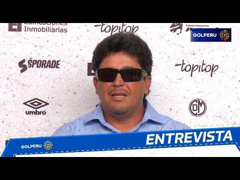 """Víctor Rivera: """"Egidio Arévalo Ríos Es Un Crack En Todo Sentido"""""""