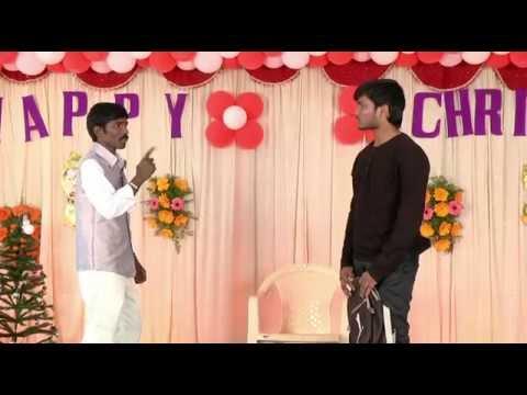 Telugu Funny Skit || జీవితంతో ఆటలు || Most viewed Video || Telugu Christian