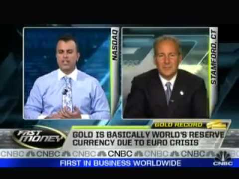 Peter Schiff - $10,000/Ounce Gold Price Prediction