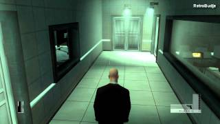 Hitman HD Collection Intro + Gameplay 2013 Square Enix