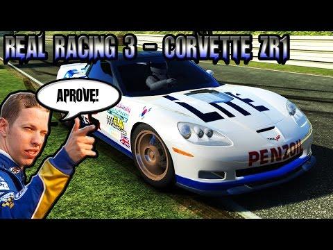 Real Racing 3: Corvette ZR1
