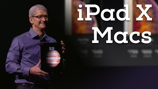 Apple 2018 October Event Preview