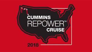 2018 Cummins Repower Cruise - Day 4