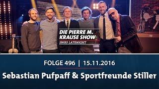 Die Pierre M. Krause Show vom 15.11.2016