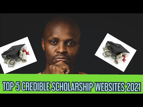 TOP 5 CREDIBLE SCHOLARSHIP WEBSITES TO STUDY ALL OVER THE WORLD 2021-22 | SCHOLARSHIP WEBSITES 2021