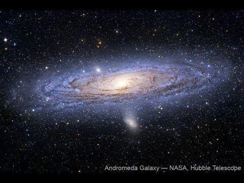 Lets take a look at The Andromeda Galaxy (M31)