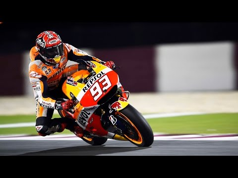 Marc Marquez's MotoGP Segment from On Any Sunday, The Next Chapter