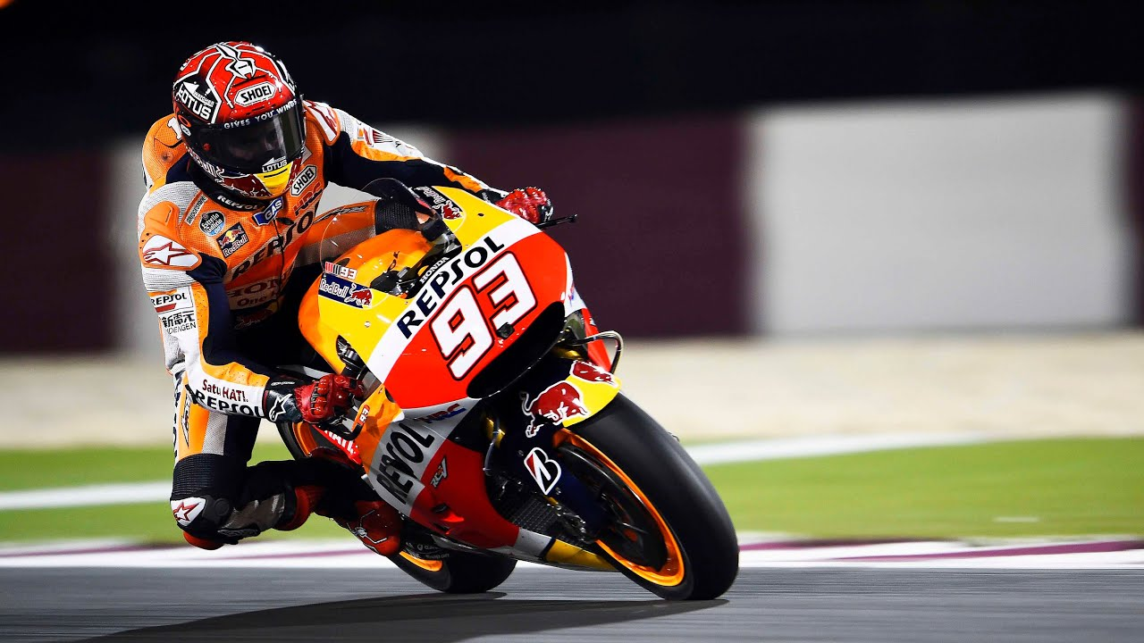 Marc Marquez's MotoGP Segment from On Any Sunday, The Next Chapter - YouTube