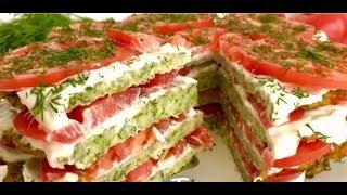 Рецепт Кабачковый торт ,попробовав раз ,будете кушать его постоянно