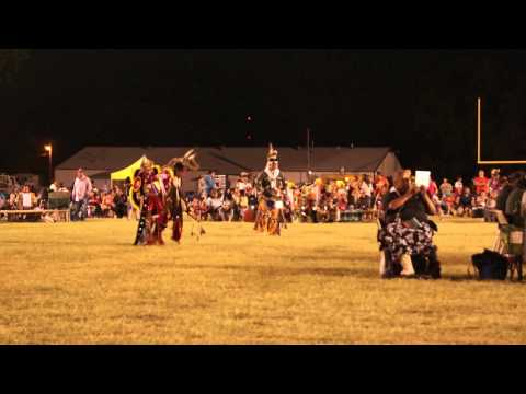 Pawnee Homecoming Southern Straight Contest 2013