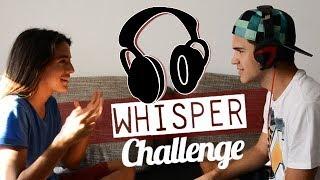 WHISPER CHALLENGE!! w/ IB Production