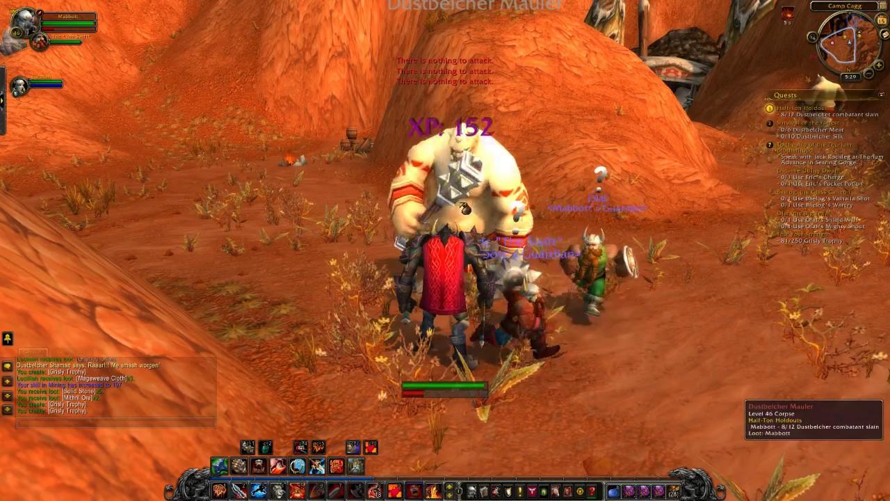 Warcraft Online Stream