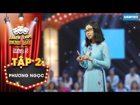 Thách thức danh hài 5| Tập 2: Trấn Thành, Trường Giang cười ra nước mắt khi bị