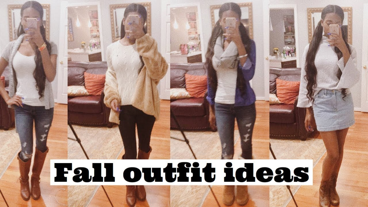 FALL OUTFIT IDEAS 2018 | 1