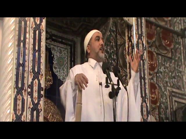خطبة الجمعة - هذه هي المرأة التي يريدها الإسلام - 1439/06/21=2018/03/09