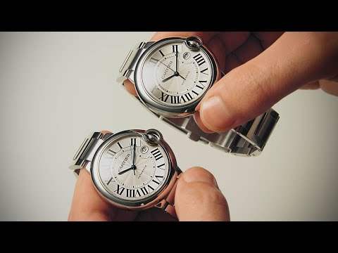 Can You Spot A Fake Cartier? | Watchfinder & Co.