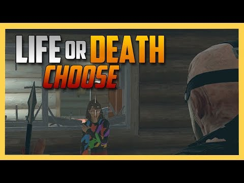 Life Or Death. CHOOSE. - Friday the 13th The Game