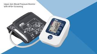 UA-651SL Plus | A&D's Upper Arm Blood Pressure Monitor