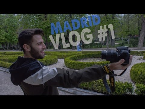 Vlog #1 | Bring me the horizon | Madrid