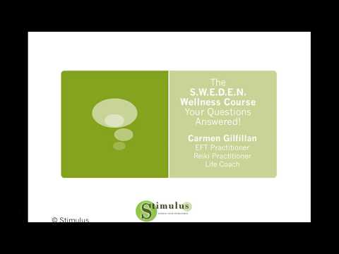 SWEDEN 6 Pillars of Wellness Course Your Questions Answered