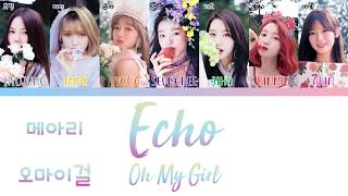 Oh My Girl - Echo