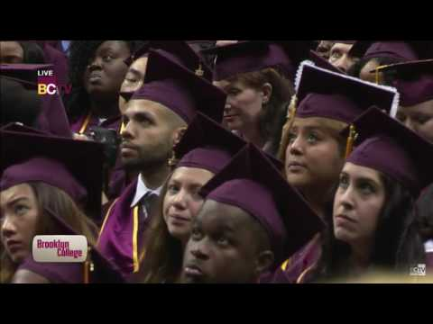 FULL: Bernie Sanders commencement speech at Brooklyn College Commencement