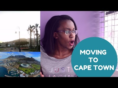 IS CAPE TOWN SAFE? | MOVING TO CAPE TOWN - What It's Like
