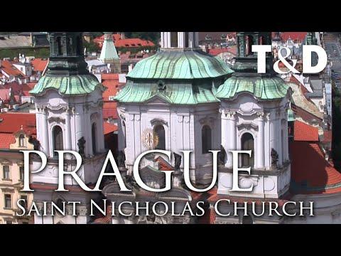 Praga Old Town City Guide: Saint Nicholas Church (Malá Strana) - Travel & Discover