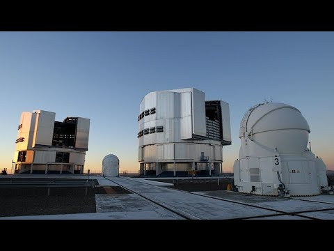 ESOcast 225 Light: ESO Telescope Captures Disappearance of Massive Star