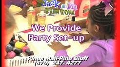 Jack & Jill Fun Zone Pine Bluff