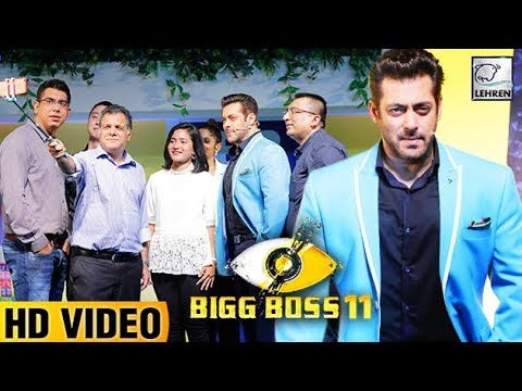 Bigg Boss 11 Grand Launch Full Video | Salman Khan