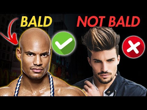 WHY YOU SHOULD ENJOY GOING BALD (Hairloss)