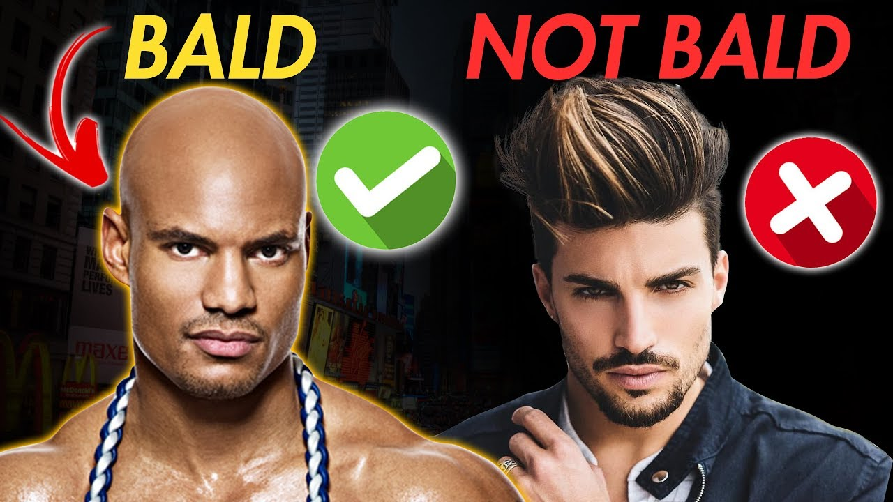 WHY YOU SHOULD ENJOY GOING BALD (Hairloss) - Brandon Carter