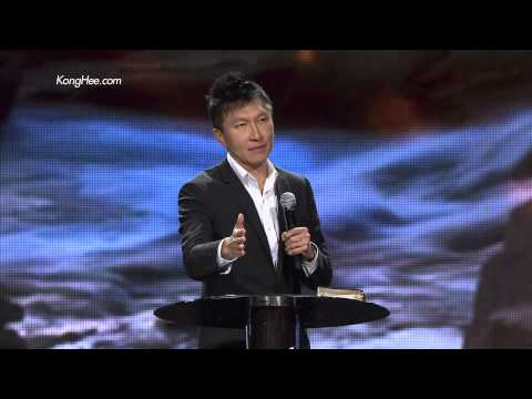 Kong Hee - The Power Of Prayer (Part 1)