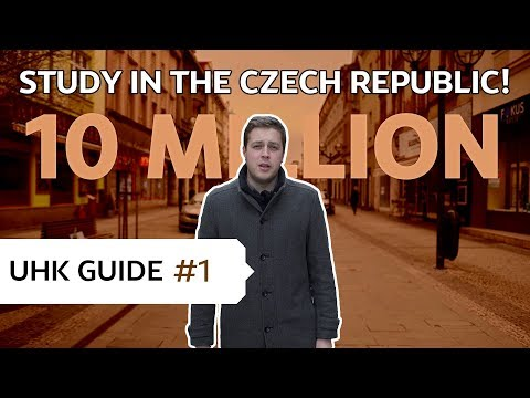 UHK guide #1 | Study in the CZECH REPUBLIC!